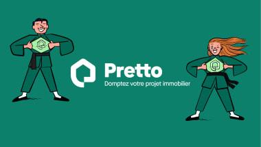Banner 4 ans Pretto