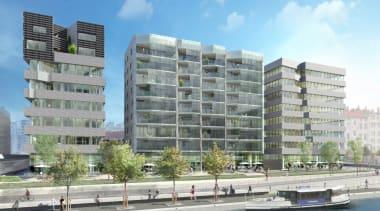 le projet écologique Hikari par le promoteur Bouygues Immobilier