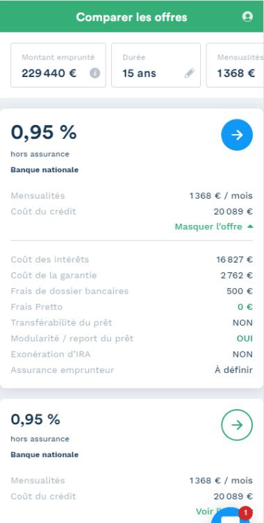exemple de simulation d'investissement locatif en Bretagne