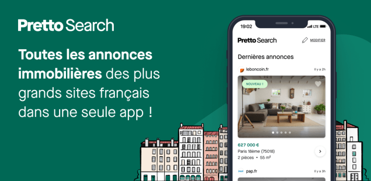 Pretto Search