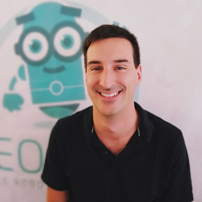 Découvrez Côme Fouques, le CEO de Georges Tech!