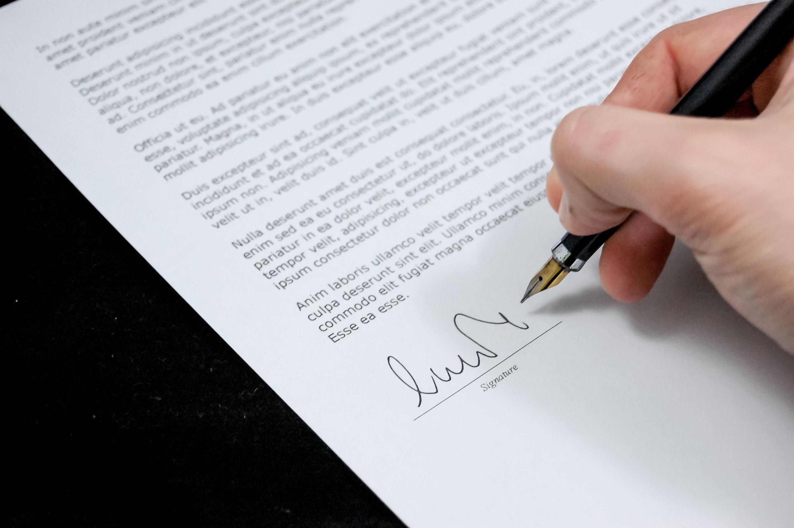 Comment Signer Et Renvoyer L Offre De Pret Immobilier Pretto