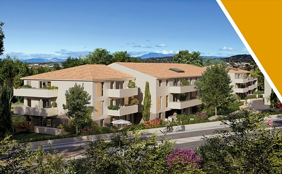 Grand appartement à acheter à Morières-Lès-Avignon avec Cerille