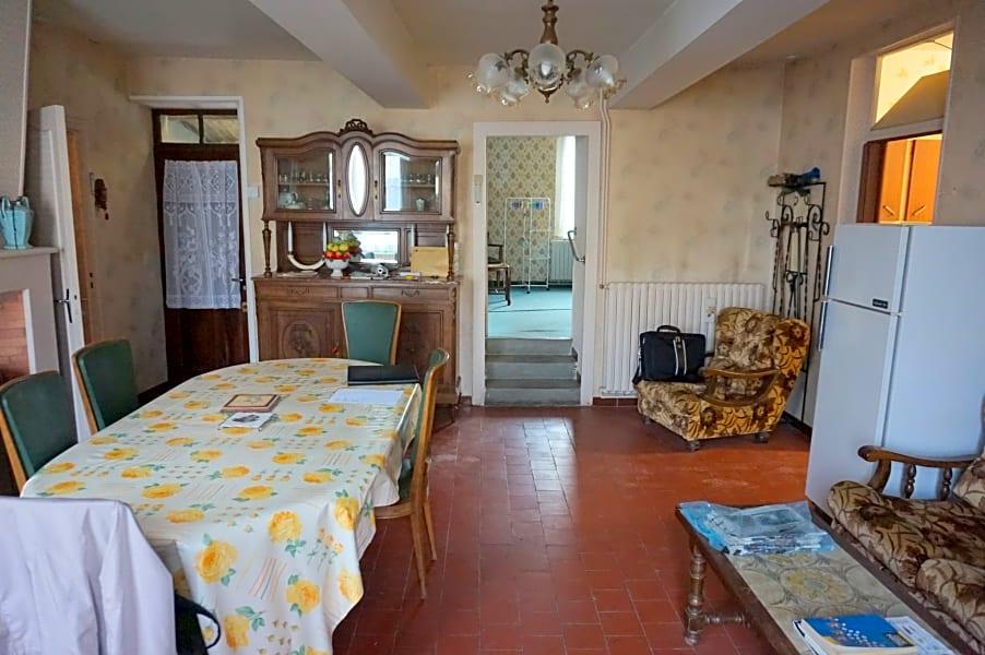 Maison de 135 m2 avec garage et jardin