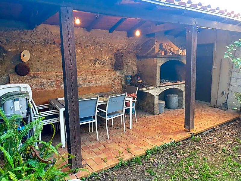 Maison Pierre & Cayrou sans mitoyenneté