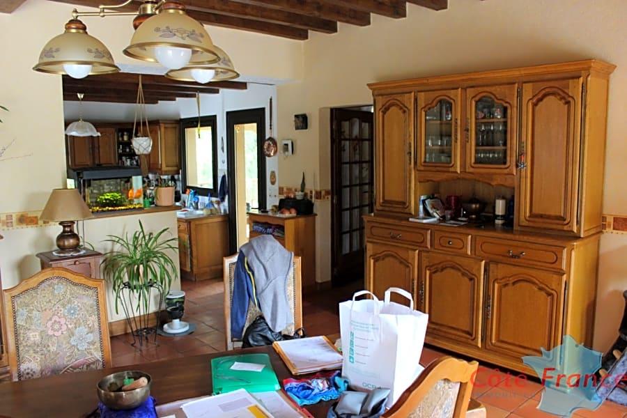 DORDOGNE SARLAT Maison Style Périgourdin