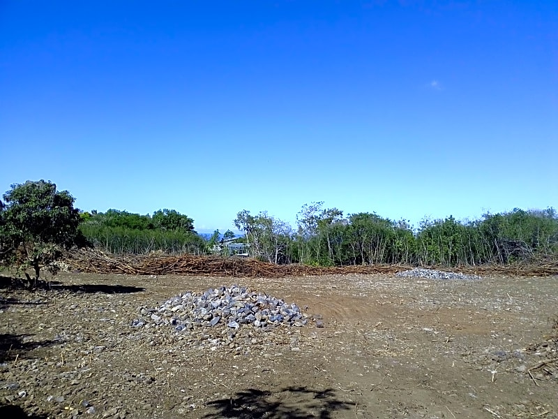 Terrain constructible de 581 m2