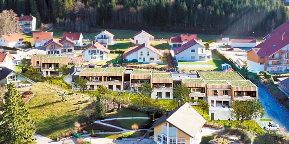 VILLA de 108.3 m2 à Malbuisson, vue lac