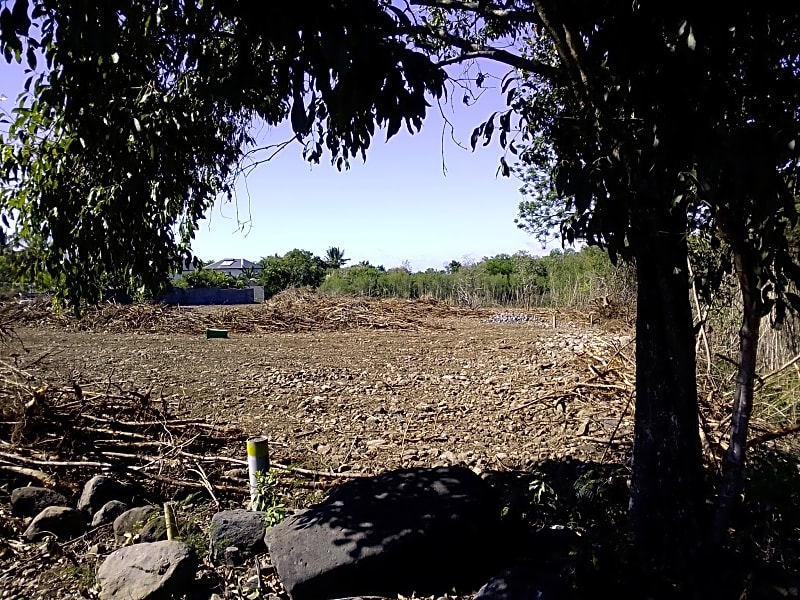 Terrain constructible de 467 m2