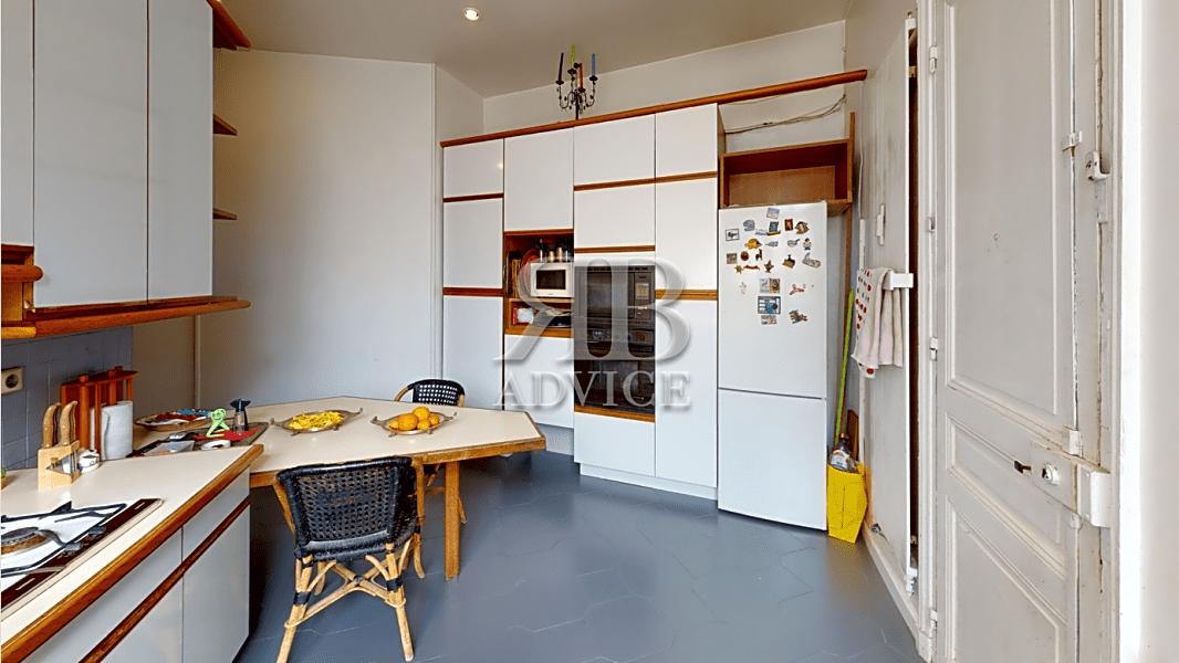 Appartement familial de 233 m2 Paris 75016