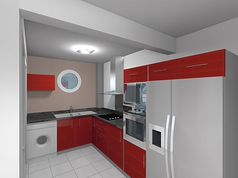Appartement T2 de 50.66 m2 à Ducos
