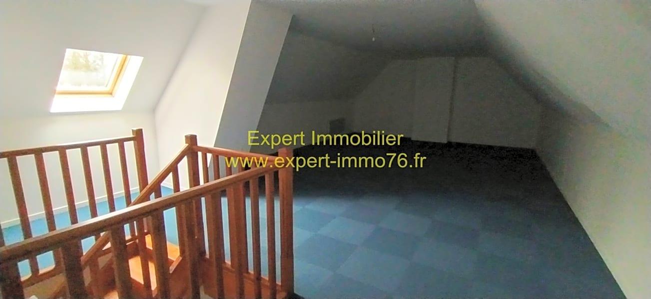 Maison de 123 m2  secteur tôtes 76890
