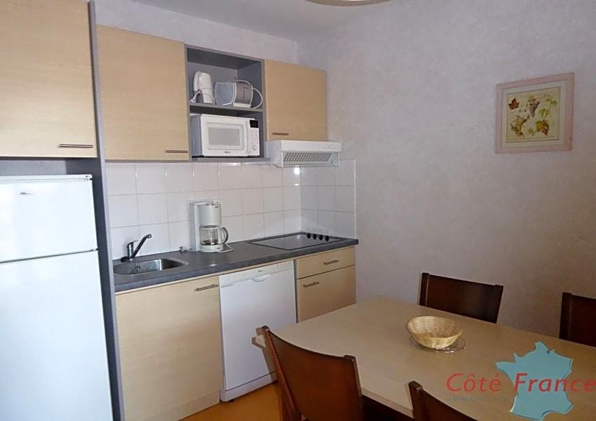 Appartement en résidence locative