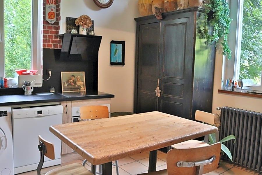 Maison Bourgeoise à coté de la Rivière avec terrains - 33126 Fronsac