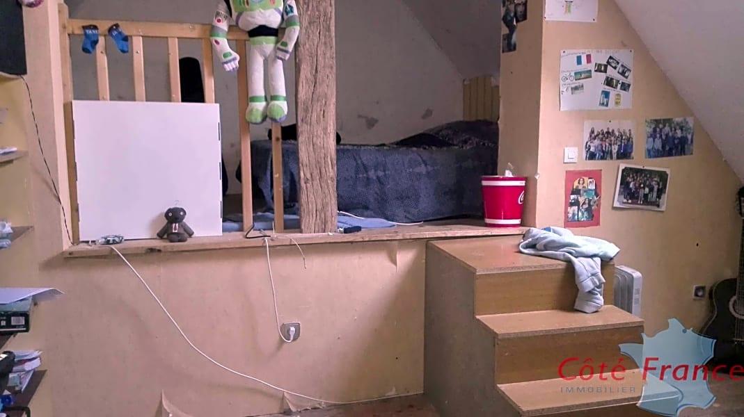 Fermette à finir de renovation - Le Fay