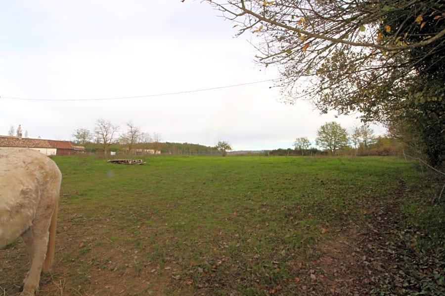 Puygaillard de Quercy, très beau terrain de 2.800 m2