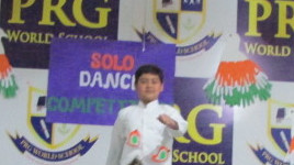 Dance Competition-Republic Day