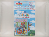 DISNEY MICKEY CLUBHOUSE COMPLETE GIFT PK
