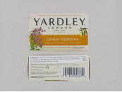 YARDLEY 120G SOAP BOXED LEMON VERBENA