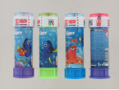 FINDING DORY 60ML BUBBLES CDU 36