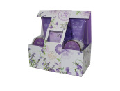 G.COLE F.LAV DELUXE PAMPERING 6PC