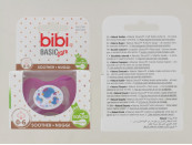 BIBI BASIC CARE 0-6M SOOTHER