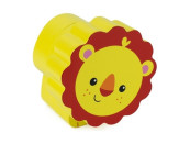 FISHER PRICE 3D ANIMAL PUZZLE LION