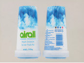 AIRALL 170G AIR FRESHENER SOLID BREEZE