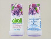 AIRALL 170G AIR FRESHENER SOLID BLOSSOM