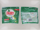 FAIRY ALL IN ONE D/WASHER TABS 12'S ORIG