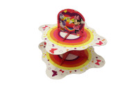 MINNIE MOUSE 2 TIER CAKE STAND