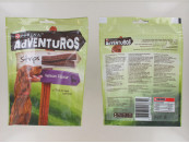 ADVENTUROS STRIPS 90G VENISON