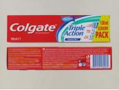 COLGATE 100ML T/P TRIPLE ACTION