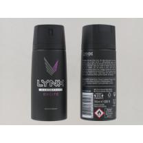 LYNX 150ML DEO BODY SPRAY EXCITE NEW PK