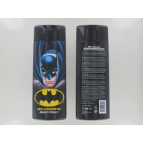 BATMAN 400ML BATH & S/GEL