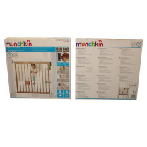MUNCHKIN SAFETY GATE SINGLE WOOD PANEL