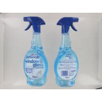 ASTONISH 750ML WINDOW&GLASS CLEAN