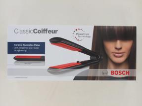 BOSCH CERAMIC HAIR STRAIGHTENERS
