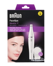 BRAUN SE810 FACE SPA EPILATOR & BRUSH