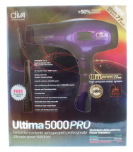 DIVA PRO ULTIMA 5000 HAIRDRYER PURPLE