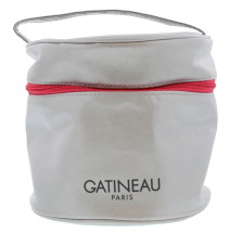 GATINEAU PARIS SILVER MAKE UP BAG