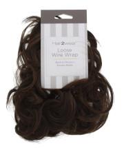 HAIR2WEAR LOOSE WIRE WRAP MEDIUM BROWN