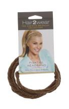 HAIR2WEAR FISHTAIL HEADBAND GOLD BLONDE