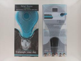 M.MERCIER LARGE BRUSH THICK HAIR BLUE