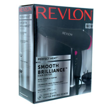 REVLON SMOOTH BRILL 2000W HAIR DRYER