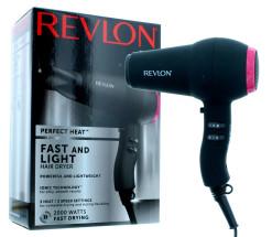 REVLON FAST & LIGHT HAIR DRYER 2000W UK