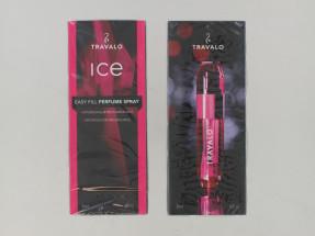 TRAVALO ICE 5ML ATOMISER PINK
