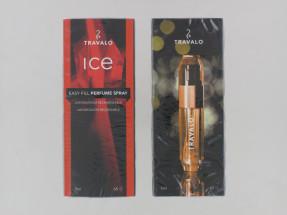 TRAVALO ICE 5ML ATOMISER ORANGE