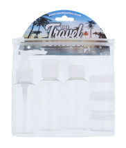 THE TRAVEL BOTTLE SET 7PC