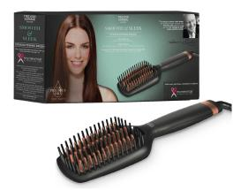 T.SORBIE STRAIGHTENING BRUSH UK PLUG